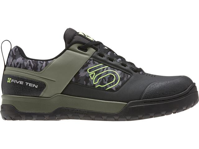 adidas Five Ten Impact Pro Zapatillas MTB Hombre, core black/signal green/legacy green